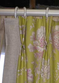 CURTAINS & BLINDS Detail Page