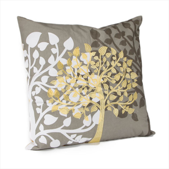 Woodland Buttercup Cushion