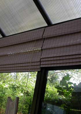 Decorshade Woven Wood Blinds