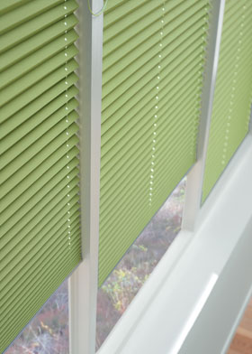 Sunway Pleated Blinds